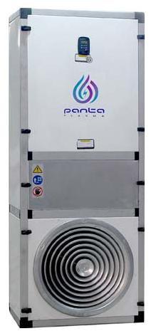 دستگاه تصفیه هوای صنعتی 850 مترمکعبی - شرکت دانش بنیان پنتا